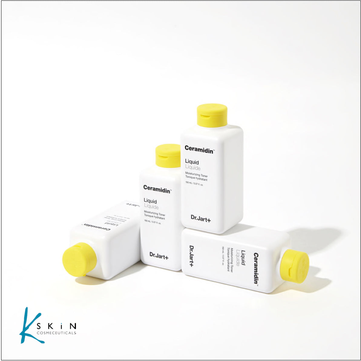 Dr. Jart+ Ceramidin™ Liquid 150ml - www.Kskin.ie