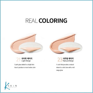 Heimish Artless Perfect Cushion with bonus Refill pack - www.Kskin.ie