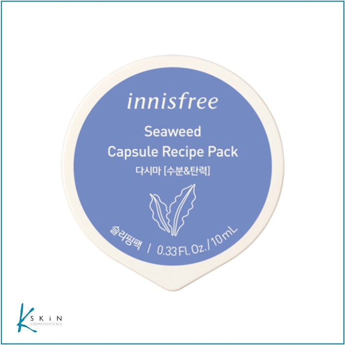 Innisfree Seaweed (Sleeping) Mask - www.Kskin.ie