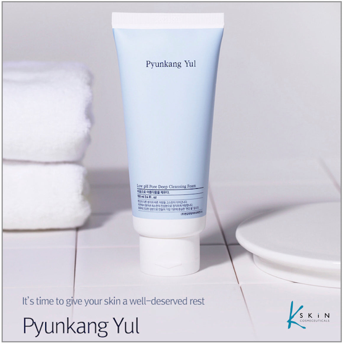 Pyunkang Yul Low PH Cleansing Foam