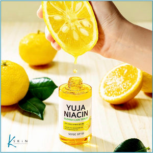 SOME BY MI Yuja Niacin Blemish Care Serum - 50ml - www.Kskin.ie