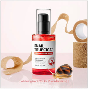 SOME BY MI Snail Truecica Miracle Repair Serum 50ml - www.Kskin.ie