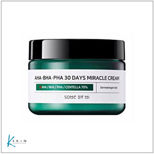 SOME BY MI AHA BHA PHA 30 Day Miracle Cream 60ml - www.Kskin.ie