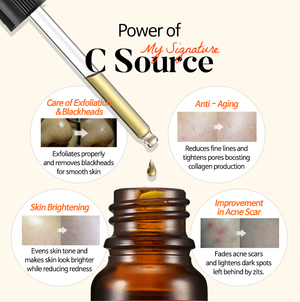 TIAM My Signature C Source 30ml - www.Kskin.ie
