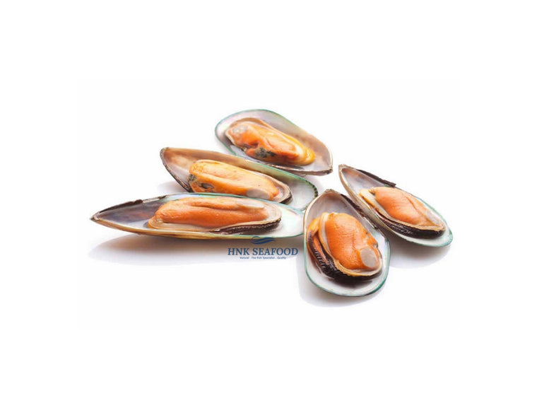 Half Shell Green Mussel