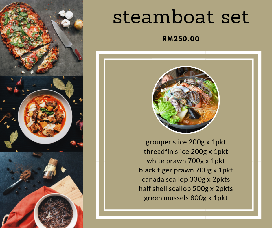 steamboat set