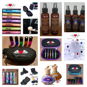 AROMATHERAPY PRODUCTS & ACCESSORIES