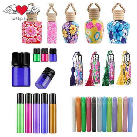 SPRAYS, ROLL ONS, STORAGE BAGS & ACCESSORIES