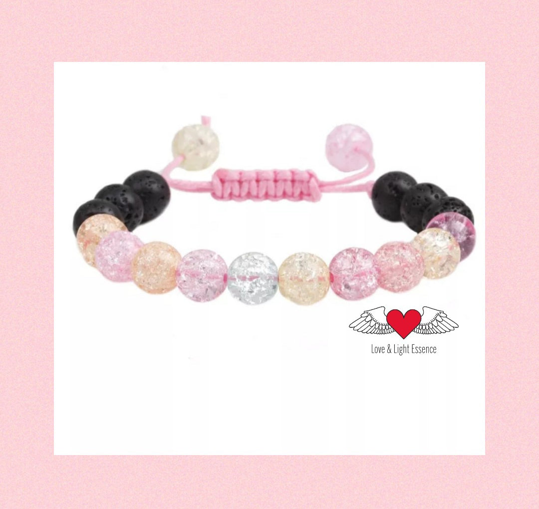 Kid's ENCHANTED Lava Stone Bracelet