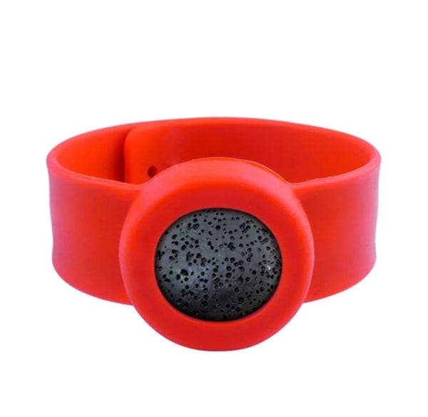Kid's Lava Stone Slap Band Bracelets