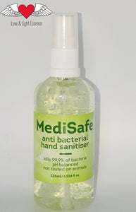 Hand Sanitiser 125ml bottle