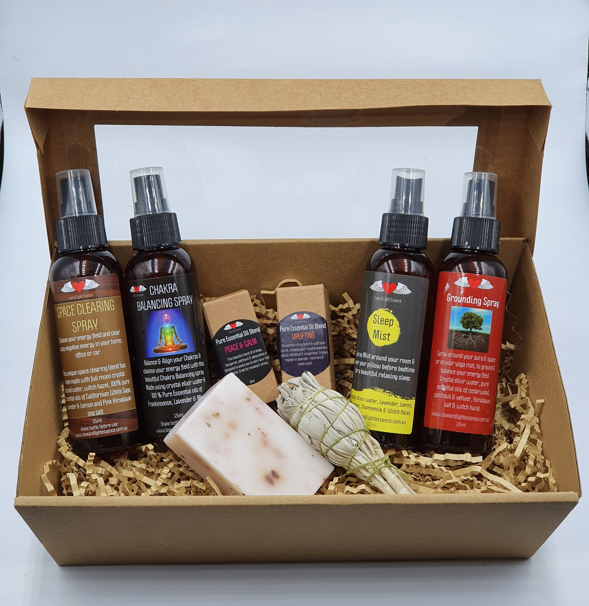 White Sage & Wellness Hamper