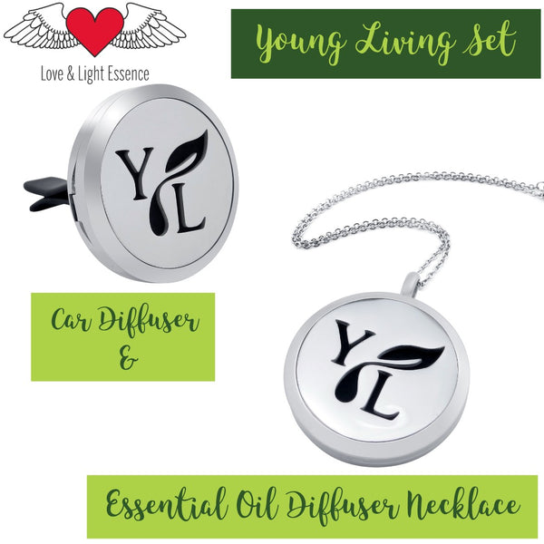 Young Living Diffuser Jewellery Set