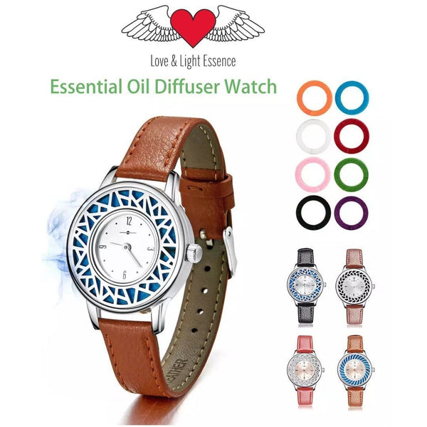 Essential Oil Diffuser Watch style 4