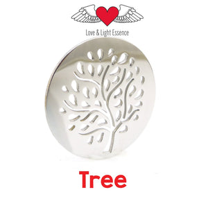 Interchangeable Plates for the Necklaces & Bangles - Tree