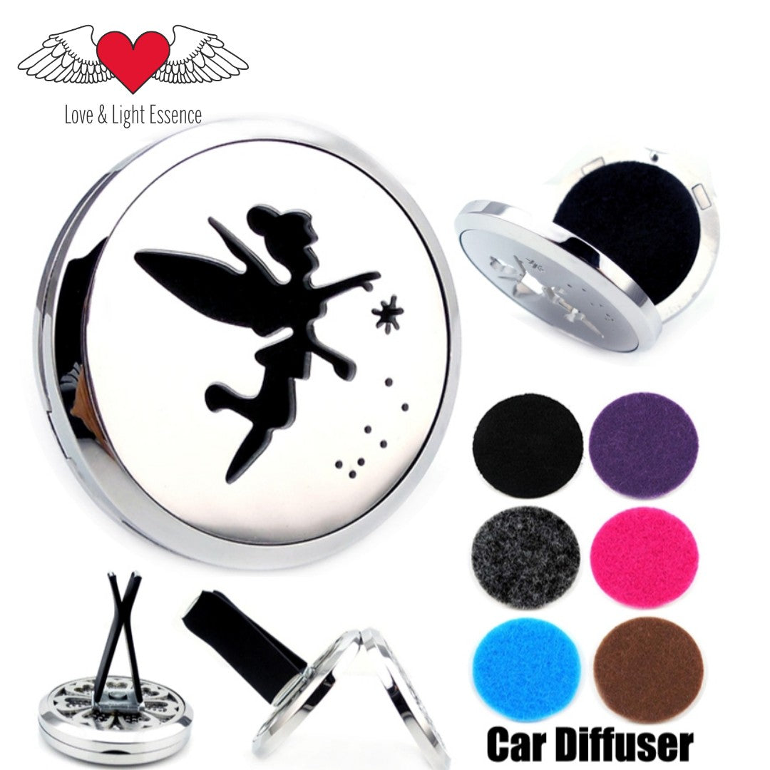 Essential Oil Car Jewellery Diffuser - Fairy