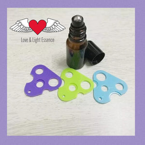 Essential Oil Key opener- PURPLE