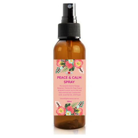 Peace & Calm Mist Spray