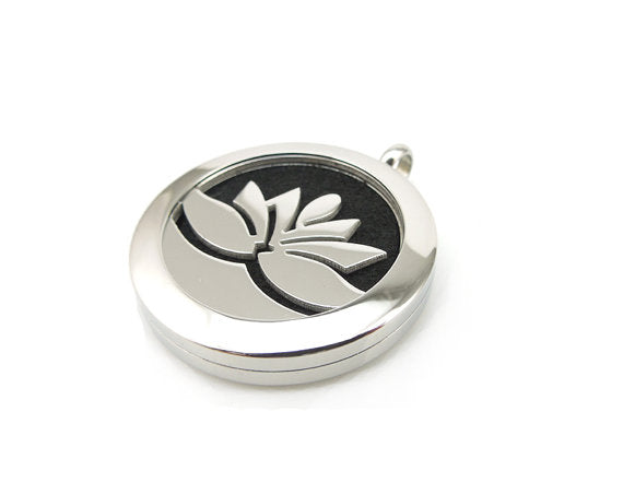 Interchangeable Plates for the Necklaces & Bangles - Lotus 1