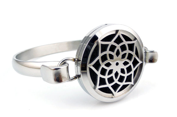 Essential Oil Diffuser Bracelet - Flower of Life