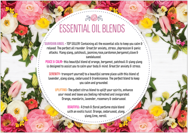 Pure Essential Oil Blend - SERENITY