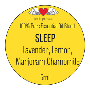 Pure Essential Oil Blend - SLEEP