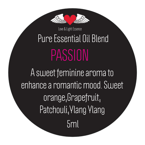 Pure Essential Oil Blend - Passion