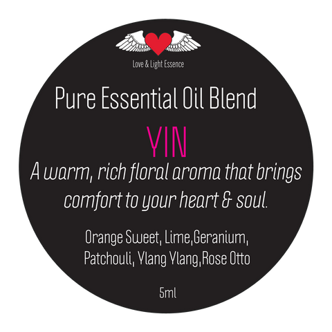Pure Essential Oil Blend - YIN