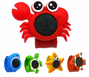 Kid's Sea Creature Lava Stone Slap Bands