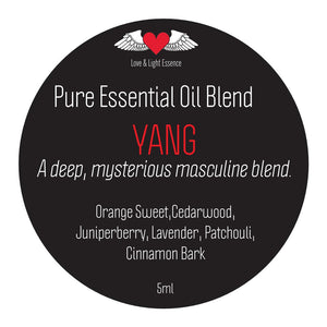 Pure Essential Oil Blend - YANG