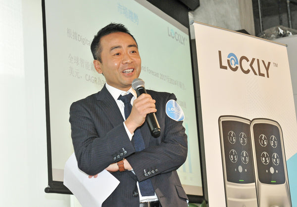 Lockly Founder | CEO