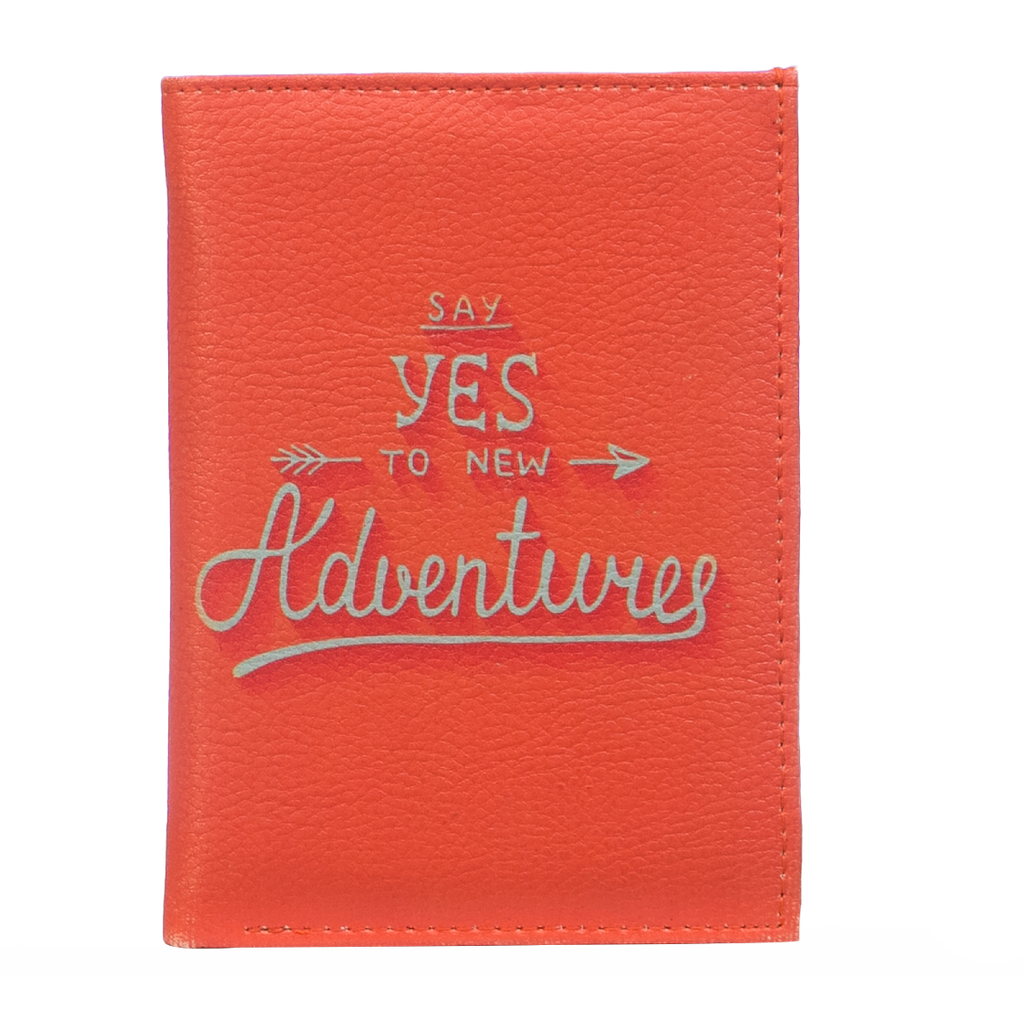 Adventure Wallet & Passport Cover
