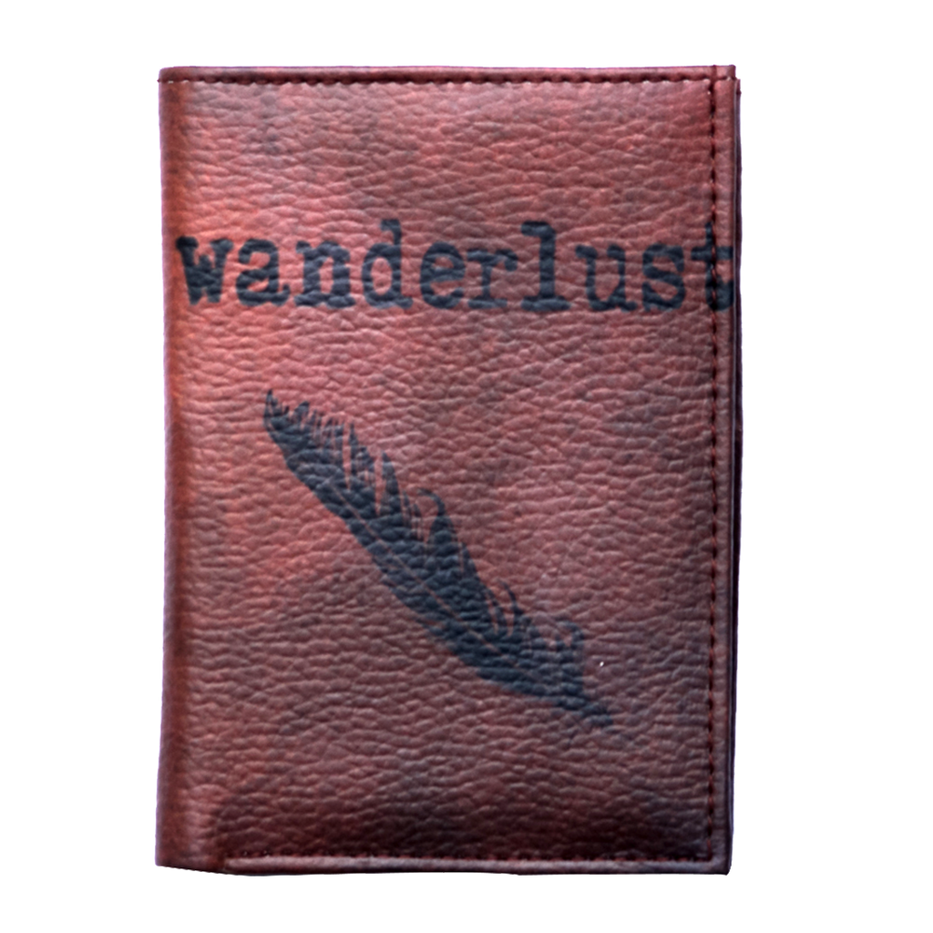 Wanderlust Wallet & Passport Cover
