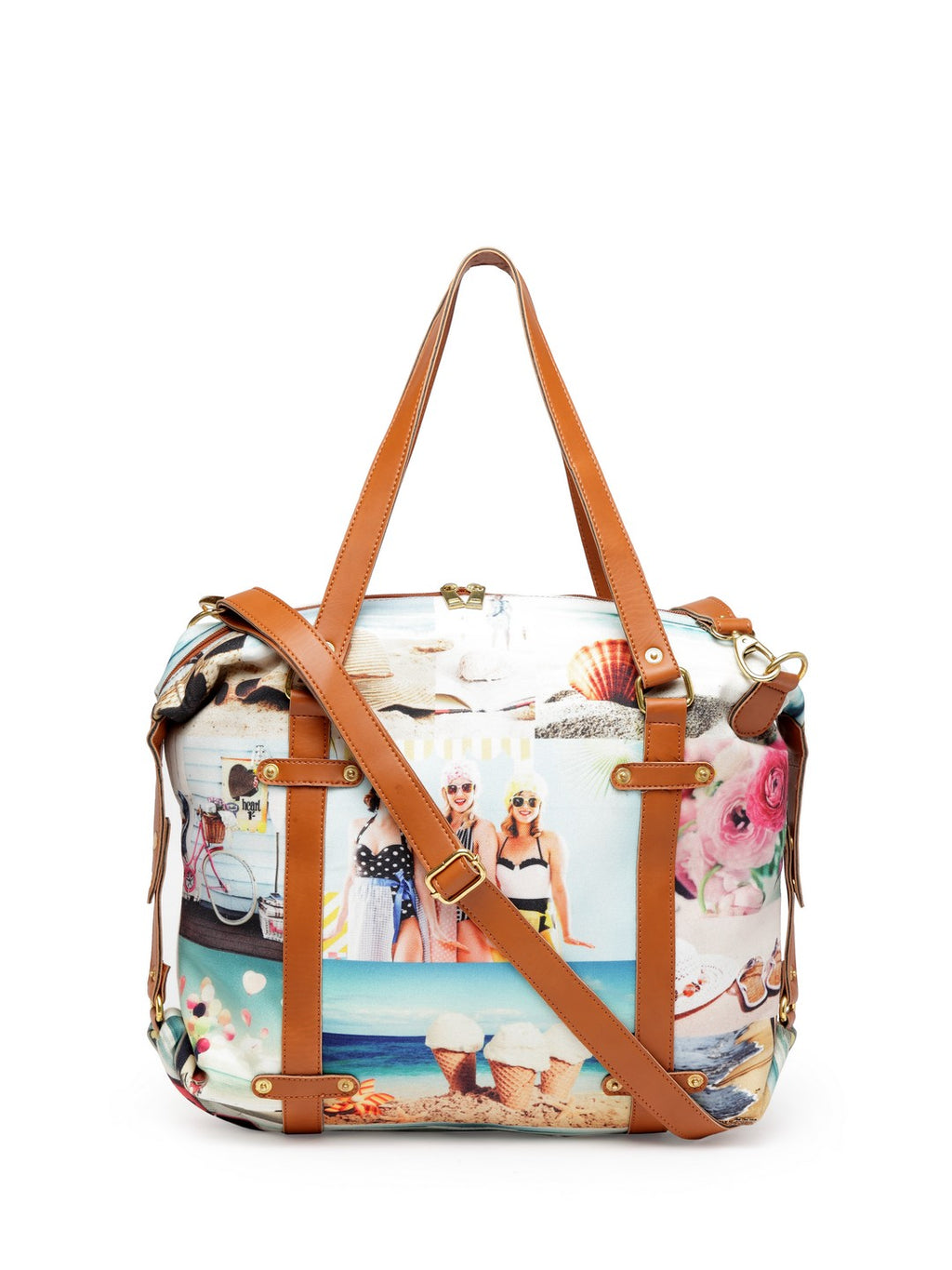 Beach Hobo Bag