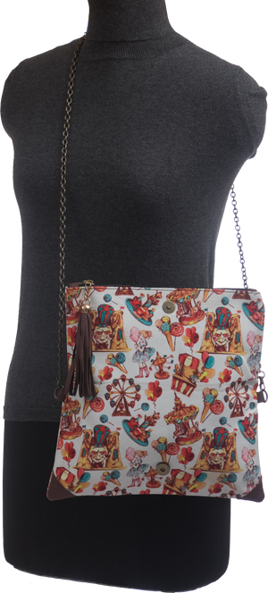 Circus Clutch & Sling