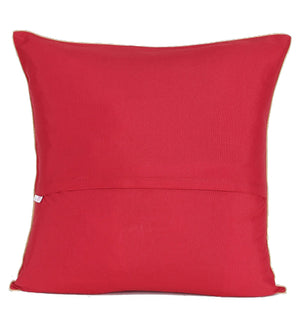 Cozy Up (Red) Cushion Cover