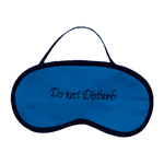 Do Not Disturb (Blue) Eye Mask