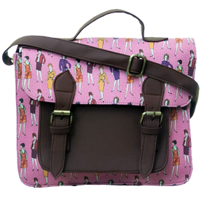 Girl Satchel Bag