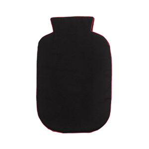 Hot Cocoa Black Hot Water Bag Cover