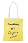Building My Empire Canvas Bag