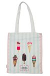 Ice Cream Canvas Bag