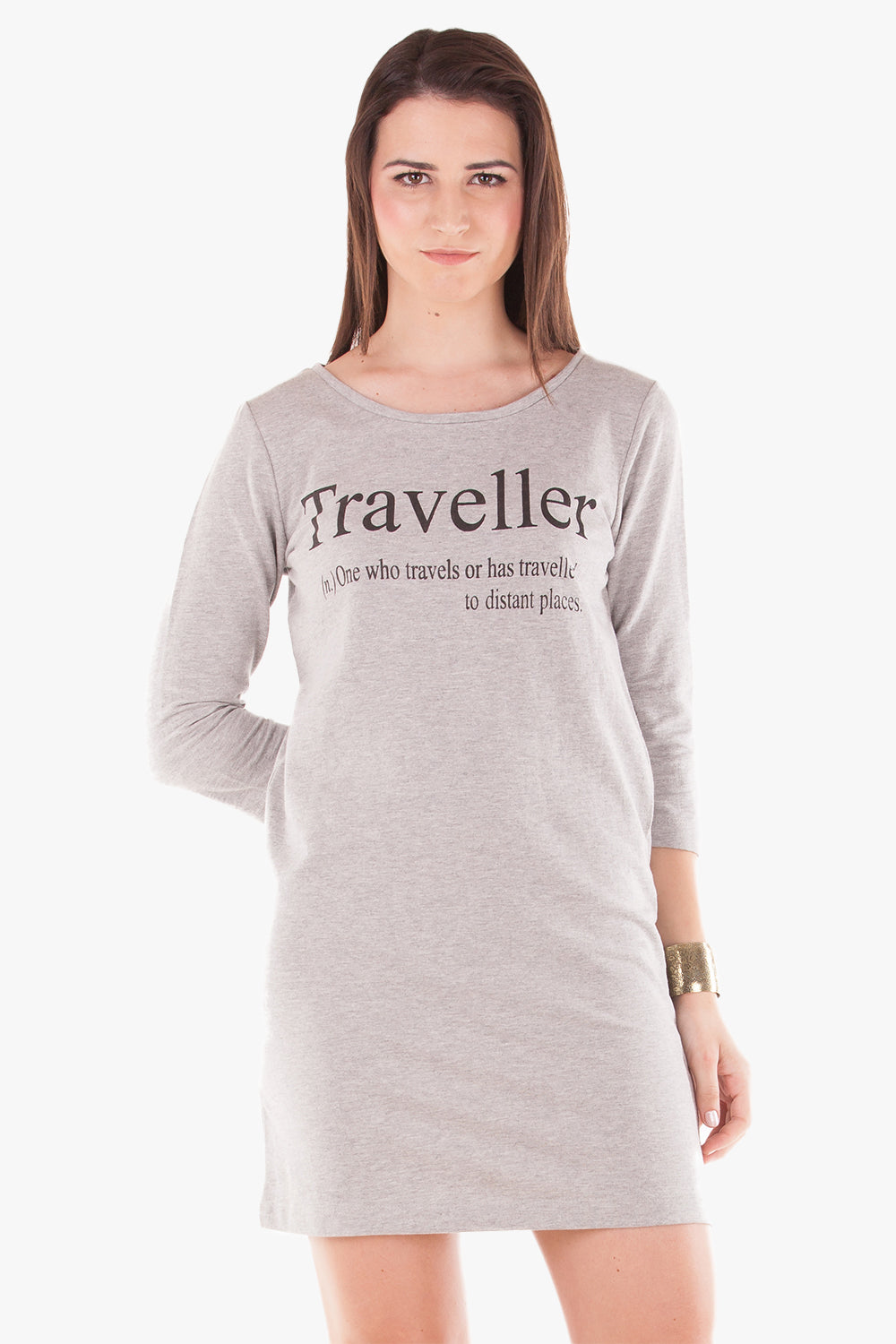 Knit Dress Traveller