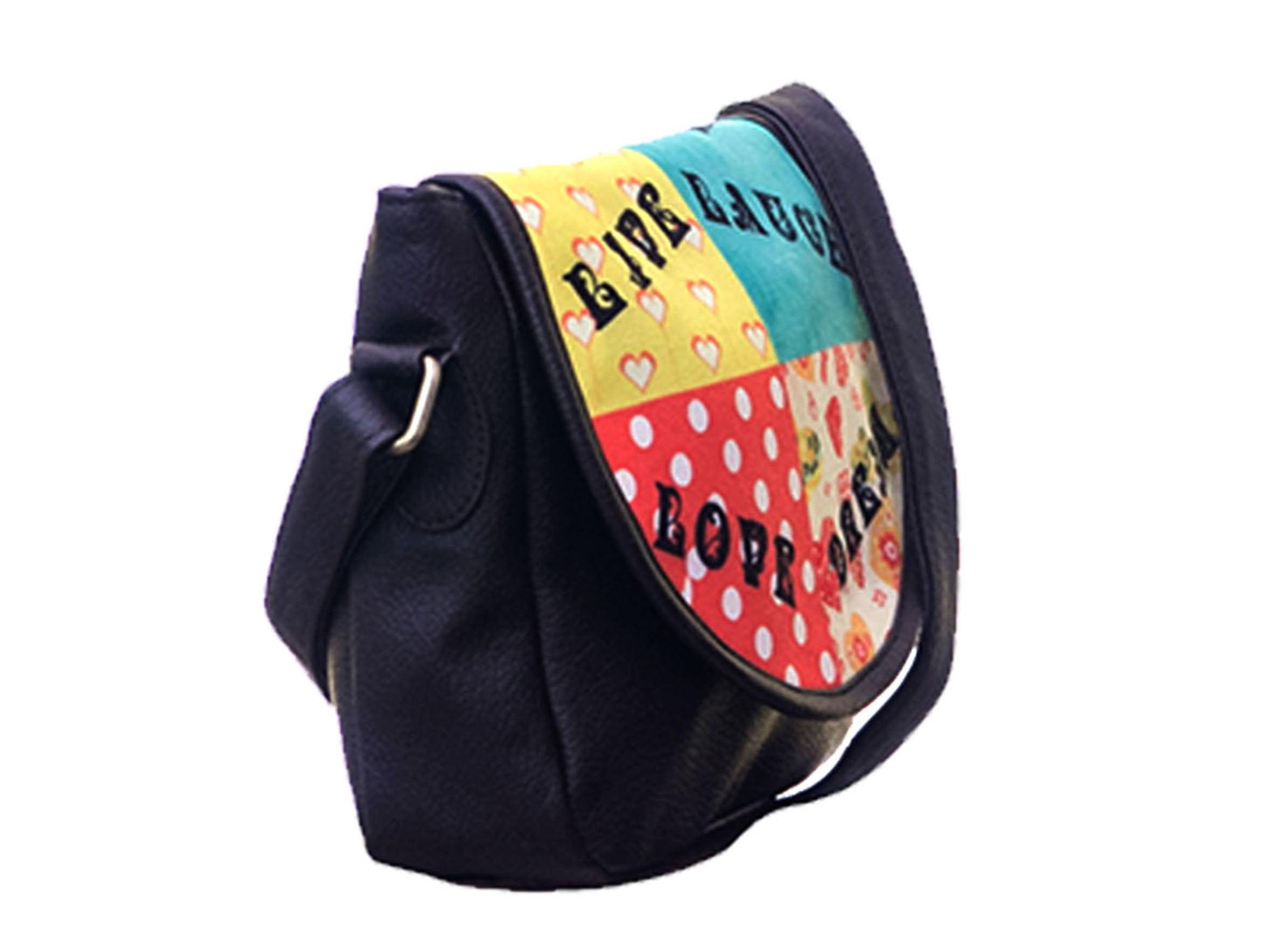 Live Laugh Sling Bag