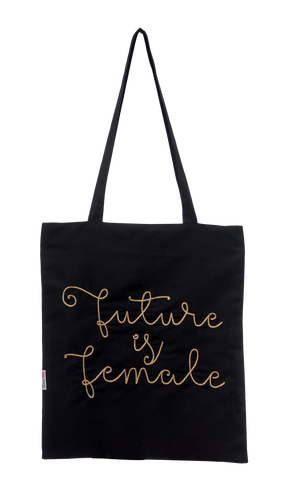 Future is Female Tote