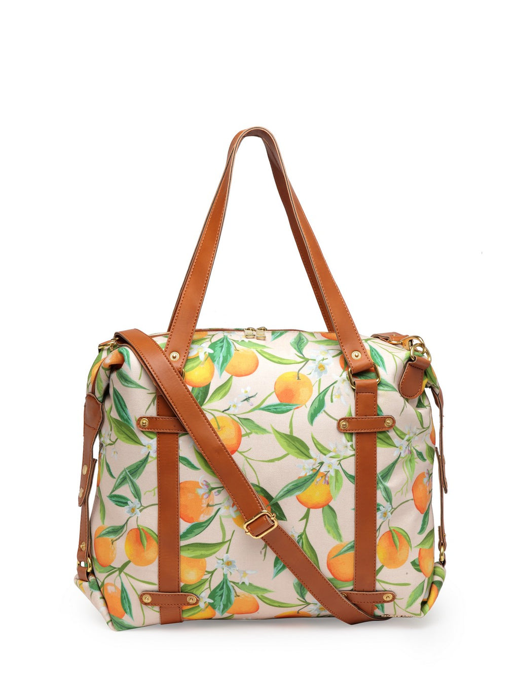 Tropical Hobo Bag