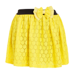 Yellow Layers skirt
