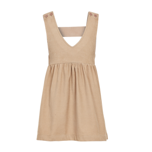 Corduroy Chic Dress