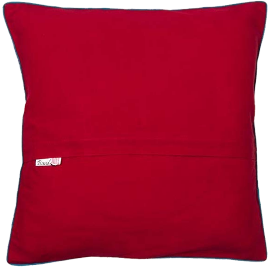 Brat (Red) Cushion Cover