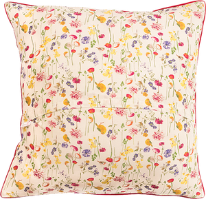 Spring Floral Cushion Cover