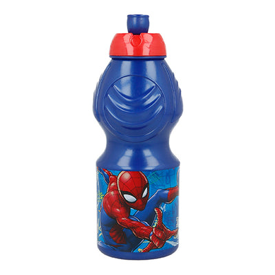 Spiderman Drikkedunk i Blå 400 ML